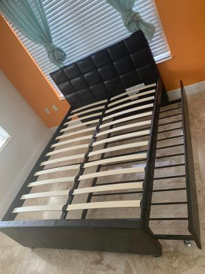 Full Bed with Trundle 📦 for Sale in Miami, FL