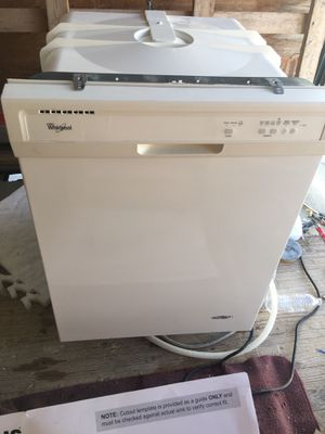Dishwasher - whirlpool for Sale in Lake Worth, FL