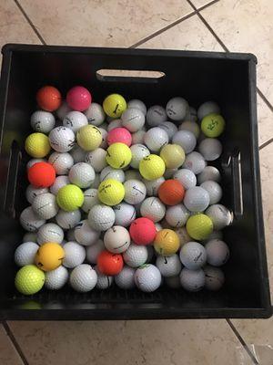 Golf balls for sell in bulk for Sale in Pomona, CA