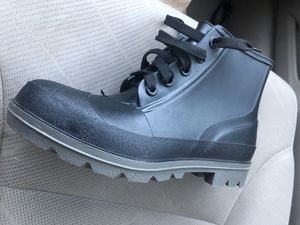 Men's Steel Toe Rain Boots for Sale in Temple City, CA