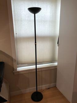 Amazon Floor Lamp - Black for Sale in Seattle,  WA