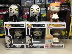 Funko Pop The Nun Annabelle Horror Action Figure Collectible for Sale in Long Beach, CA