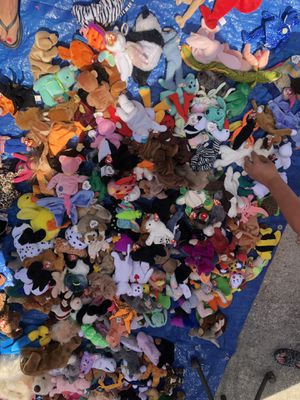 TY BEANIE BABIES for Sale in Lawrenceville, GA