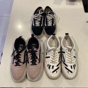 Street Wear Shoes Combo for Sale in Miami, FL