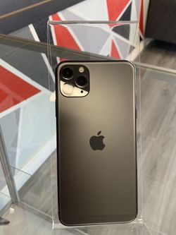 iPhone 11 Pro Max 64gb Unlocked (black) for Sale in Ontario,  CA