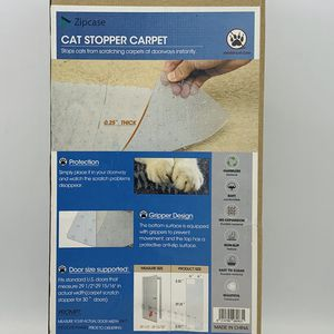 """Zipcase Scratch Stopper 30""""- Stop Cats From Scratching Carpet at Doorway Eb for Sale in Fontana, CA"""