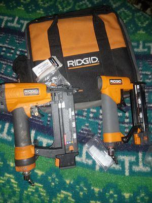 Rigid Finish nail guns for Sale in Colton, CA