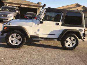 ✅Ask for 💲 1500 urgentl 2006 Jeep Wrangler for Sale in Birmingham, AL