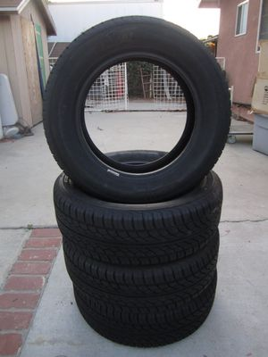 Set of 4 Zenna Sport Line Tires 215 60 16 for Sale in Los Angeles, CA
