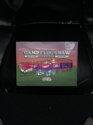 Camp Flog Gnaw 2-day GA ticket for Sale in Los Angeles, CA
