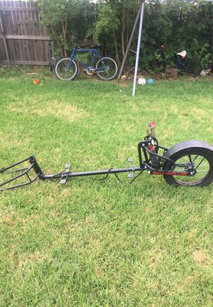 MOTORCYCLE TRAILER for Sale in Arlington, TX