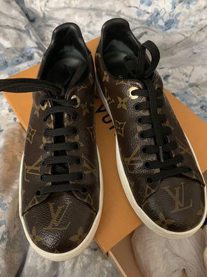 ORIGINAL Louis Vuitton shoes 👟 - 35 1/2 LV Size for Sale in Miami, FL