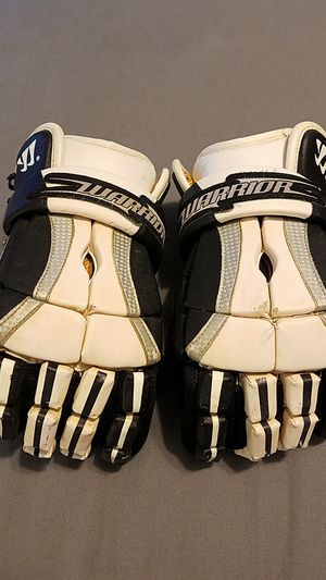 "Warrior Lacrosse Gloves - Size 12"" for Sale in Reston, VA"