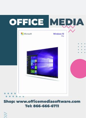 Microsoft office Windows 10 professional for Sale in Los Angeles, CA