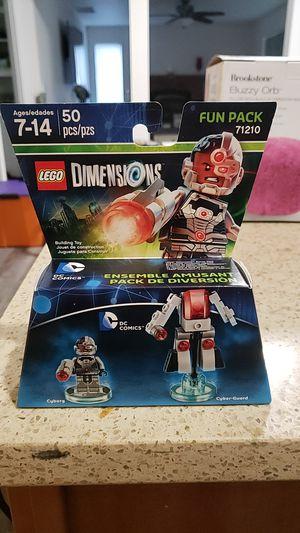 Lego Cyborg for Sale in Buckley, WA