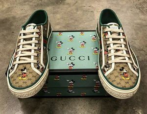 Mickey mouse Gucci sneakers for Sale in Houston, TX