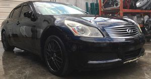 2007-2015 INFINITI G35 G37 Q40 SEDAN PART OUT! for Sale in Fort Lauderdale, FL