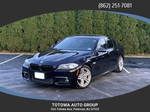2013 BMW 5 Series for Sale in Paterson, NJ