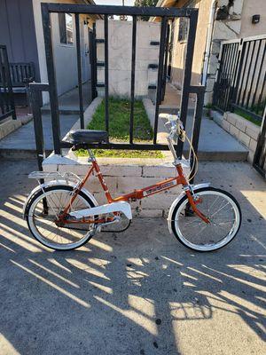 Auto-Mini Foldable Vintage Bike for Sale in Huntington Beach, CA