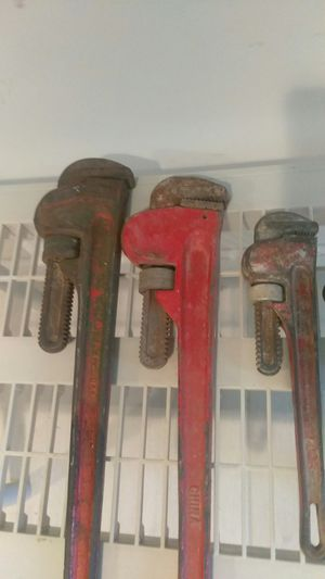 Pipe monkey wrenches for Sale in Philadelphia, PA