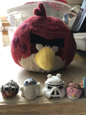Angry birds Star Wars for Sale in Franklin Park, IL