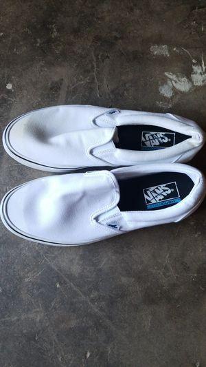 Vans Slip-ons! Womens-12.0, Mens- 10.5. 042019-03 for Sale in Orlando, FL