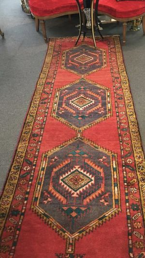 Hand made authentic turkish hallway carpet for Sale in Jackson, NJ