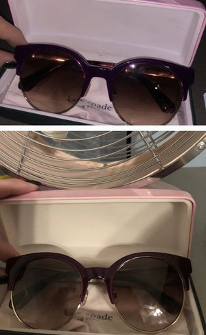 Brand New Authentic Kate Spade Sunglasses for Sale in Camby, IN