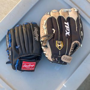 Baseball Gloves for Sale in Bakersfield, CA