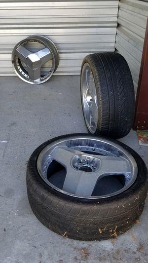 Gitano Wheels 20x8.5 for Sale in Austin, TX