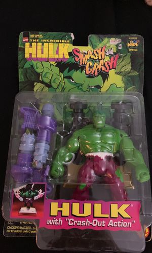 The Incredible Hulk action figure for Sale in Pico Rivera, CA