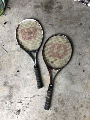 Tennis Rackets for Sale in Humble, TX