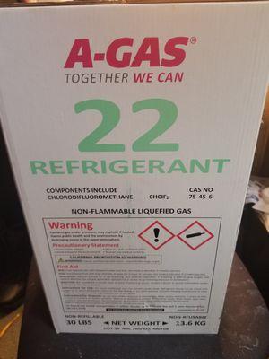 r22 freon bottles. for Sale in Dallas, TX