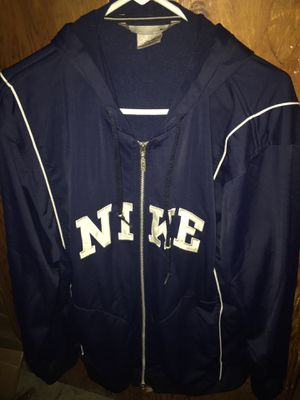 Nike men's Vintage zip up jacket XL for Sale in Garden Grove, CA