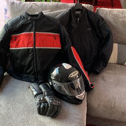 MOTORCYCLE GEAR for Sale in Glendora,  CA