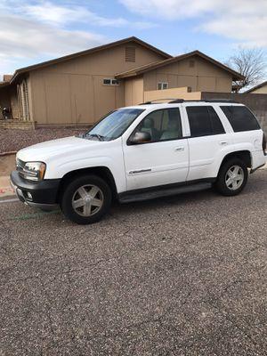2002 Chevy Trail Blazer LTZ for Sale in Peoria, AZ