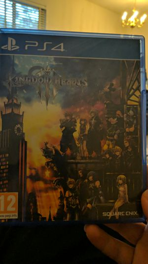 Kingdom Hearts III for Sale in Glen Burnie, MD