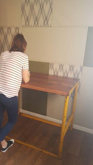 Super cool industrial desk / table for Sale in Scottsdale, AZ
