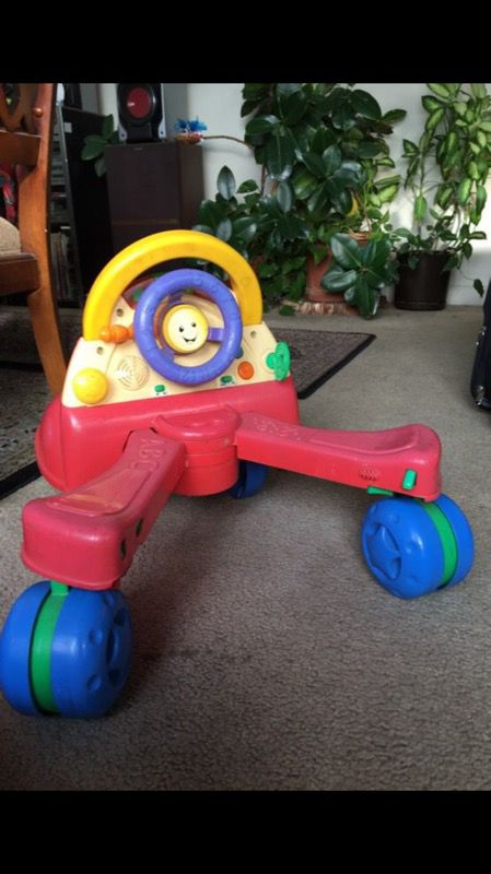Toy kids car