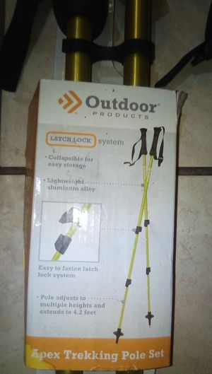 Apex trekking pole set for Sale in Fullerton, CA