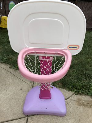 LITTLE TIKES JR BASKETBALL for Sale in Parma Heights, OH