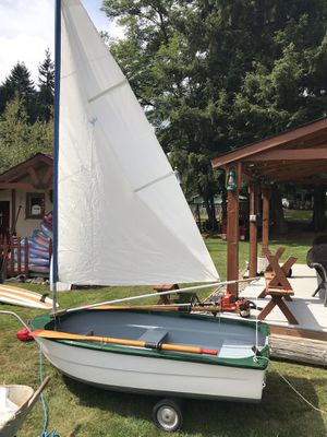 Small sailboat $375 for Sale in Kenmore, WA