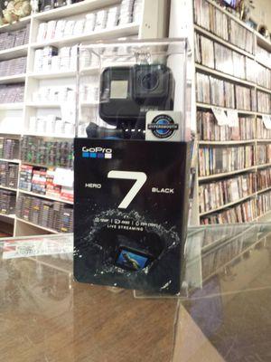 GoPro Hero 7 Black for Sale in Pasadena, TX