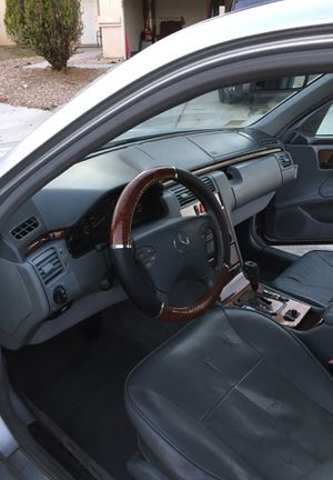 2000 Mercedes-Benz E-Class for Sale in Las Vegas, NV