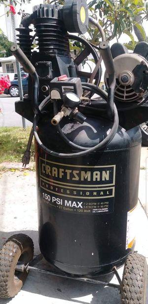 Craftsman air compressor for Sale in Rialto, CA