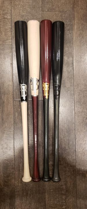 New Wood Baseball Bats for Sale in San Diego, CA