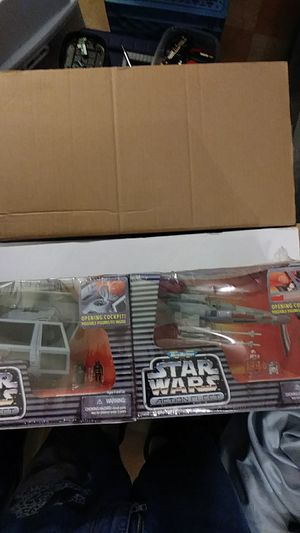 Rare Star Wars action Fleet buy micro machines never opened serious inquires only for Sale in Portland, OR