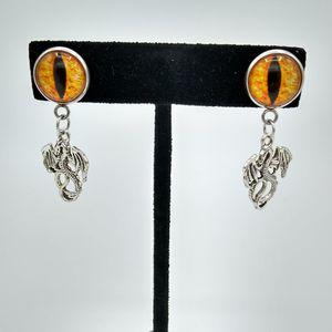 Dragon eye earrings for Sale in Stanton, CA