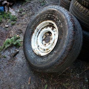General Motors 6 Lug Steel Wheel Free for Sale in Bellevue, WA