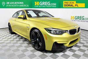 2018 BMW M4 for Sale in Doral, FL